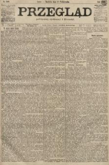 Przegląd polityczny, społeczny i literacki. 1899, nr248