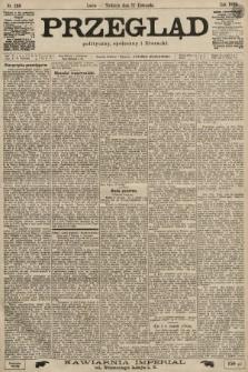 Przegląd polityczny, społeczny i literacki. 1899, nr259