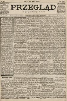 Przegląd polityczny, społeczny i literacki. 1899, nr279