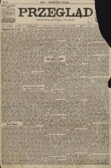 Przegląd polityczny, społeczny i literacki. 1900, nr2