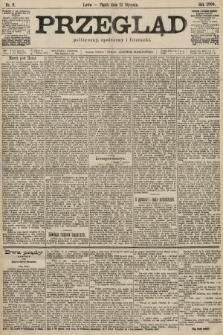 Przegląd polityczny, społeczny i literacki. 1900, nr8