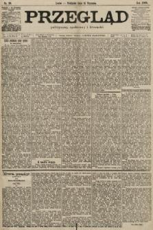 Przegląd polityczny, społeczny i literacki. 1900, nr10