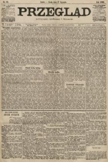 Przegląd polityczny, społeczny i literacki. 1900, nr12