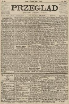 Przegląd polityczny, społeczny i literacki. 1900, nr30