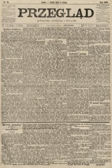 Przegląd polityczny, społeczny i literacki. 1900, nr31