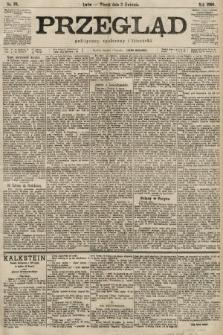 Przegląd polityczny, społeczny i literacki. 1900, nr76