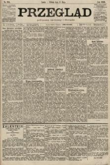 Przegląd polityczny, społeczny i literacki. 1900, nr115