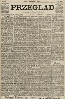 Przegląd polityczny, społeczny i literacki. 1900, nr127