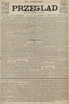 Przegląd polityczny, społeczny i literacki. 1901, nr4