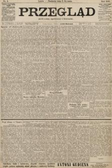 Przegląd polityczny, społeczny i literacki. 1901, nr5