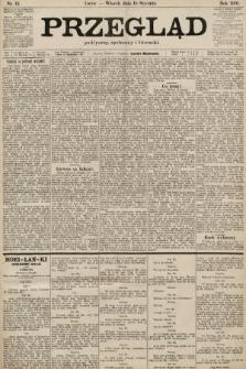 Przegląd polityczny, społeczny i literacki. 1901, nr12
