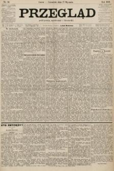 Przegląd polityczny, społeczny i literacki. 1901, nr14