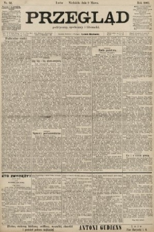 Przegląd polityczny, społeczny i literacki. 1901, nr52