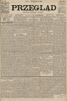 Przegląd polityczny, społeczny i literacki. 1901, nr119