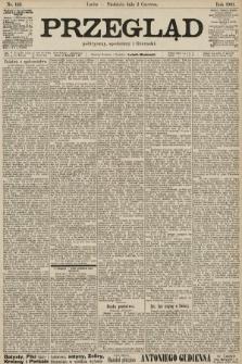 Przegląd polityczny, społeczny i literacki. 1901, nr126