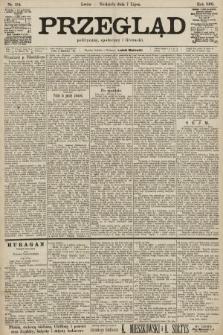 Przegląd polityczny, społeczny i literacki. 1901, nr154