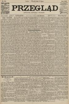 Przegląd polityczny, społeczny i literacki. 1901, nr155