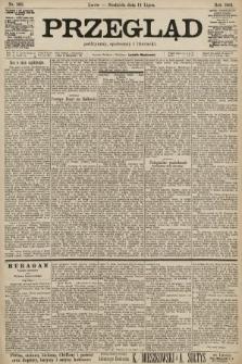 Przegląd polityczny, społeczny i literacki. 1901, nr160