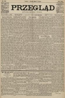 Przegląd polityczny, społeczny i literacki. 1901, nr162