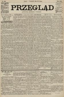 Przegląd polityczny, społeczny i literacki. 1901, nr169
