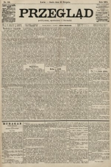 Przegląd polityczny, społeczny i literacki. 1901, nr191