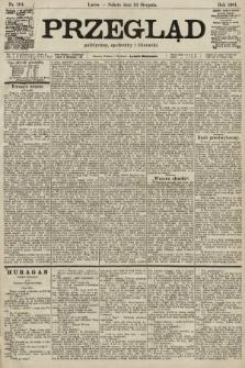 Przegląd polityczny, społeczny i literacki. 1901, nr194