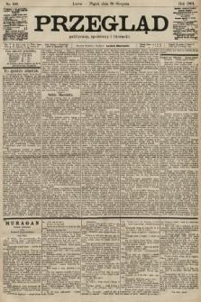 Przegląd polityczny, społeczny i literacki. 1901, nr199
