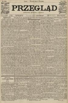 Przegląd polityczny, społeczny i literacki. 1901, nr202