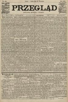 Przegląd polityczny, społeczny i literacki. 1901, nr215