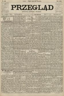 Przegląd polityczny, społeczny i literacki. 1901, nr217