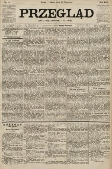 Przegląd polityczny, społeczny i literacki. 1901, nr221