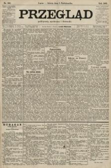 Przegląd polityczny, społeczny i literacki. 1901, nr230