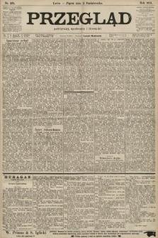 Przegląd polityczny, społeczny i literacki. 1901, nr235