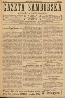 Gazeta Samborska. 1906, nr48
