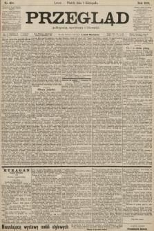 Przegląd polityczny, społeczny i literacki. 1901, nr253