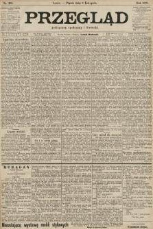 Przegląd polityczny, społeczny i literacki. 1901, nr258