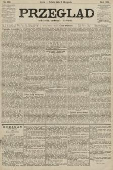Przegląd polityczny, społeczny i literacki. 1901, nr259