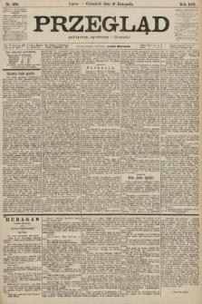 Przegląd polityczny, społeczny i literacki. 1901, nr269