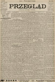 Przegląd polityczny, społeczny i literacki. 1901, nr291