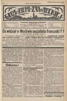 Głos Ziemi Żywieckiej : tygodnik społeczno-narodowy. 1928, nr5