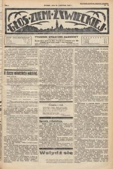 Głos Ziemi Żywieckiej : tygodnik społeczno-narodowy. 1928, nr16