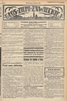 Głos Ziemi Żywieckiej : tygodnik społeczno-narodowy. 1928, nr31-32