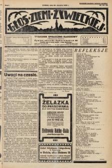 Głos Ziemi Żywieckiej : tygodnik społeczno-narodowy. 1928, nr33-35