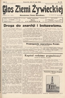 Głos Ziemi Żywieckiej : niezależne pismo narodowe. 1929, nr50