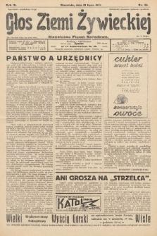 Głos Ziemi Żywieckiej : niezależne pismo narodowe. 1931, nr32