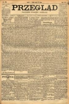 Przegląd polityczny, społeczny i literacki. 1898, nr169