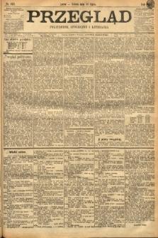 Przegląd polityczny, społeczny i literacki. 1898, nr172