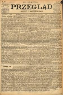 Przegląd polityczny, społeczny i literacki. 1898, nr181