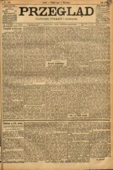 Przegląd polityczny, społeczny i literacki. 1898, nr200