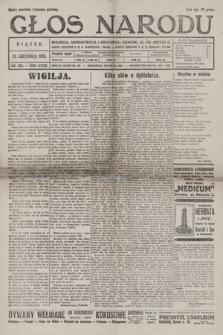 Głos Narodu. 1925, nr298